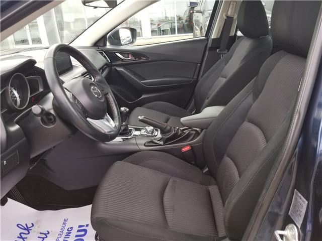 2015 Mazda Mazda3 GS (Stk: M19073A) in Saskatoon - Image 11 of 24