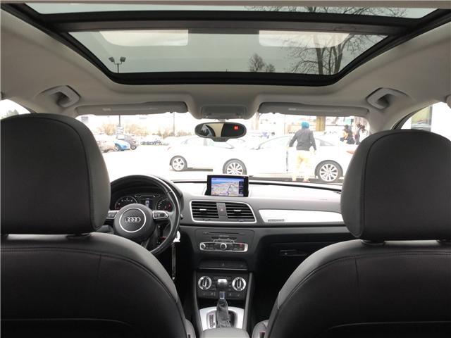 2015 Audi Q3 2.0T Progressiv (Stk: 7677H) in Markham - Image 8 of 24
