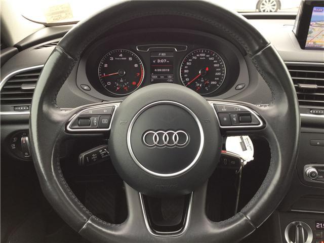 2015 Audi Q3 2.0T Progressiv (Stk: 7677H) in Markham - Image 11 of 24