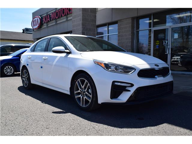 2019 Kia Forte EX+ (Stk: ) in Cobourg - Image 1 of 23