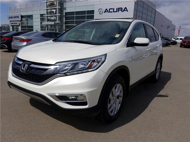 2015 Honda CR-V EX-L (Stk: A4000) in Saskatoon - Image 1 of 26