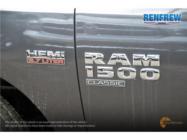 2019 RAM 1500 Classic ST (Stk: K081) in Renfrew - Image 7 of 20