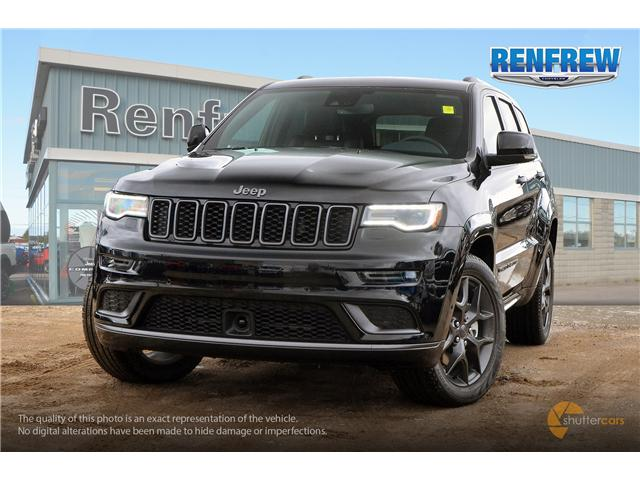 2019 Jeep Grand Cherokee Limited (Stk: K170) in Renfrew - Image 1 of 20