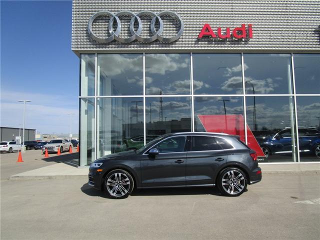 2019 Audi SQ5 3.0T Technik (Stk: 190242) in Regina - Image 2 of 24