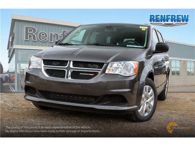 2019 Dodge Grand Caravan CVP/SXT (Stk: K226) in Renfrew - Image 1 of 20