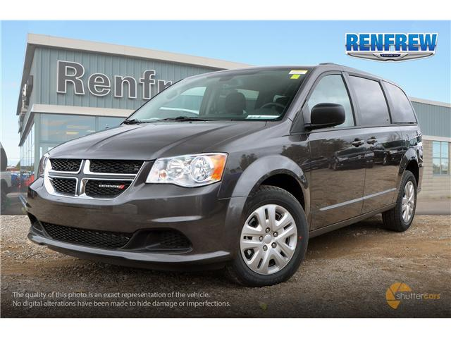 2019 Dodge Grand Caravan CVP/SXT (Stk: K226) in Renfrew - Image 2 of 20