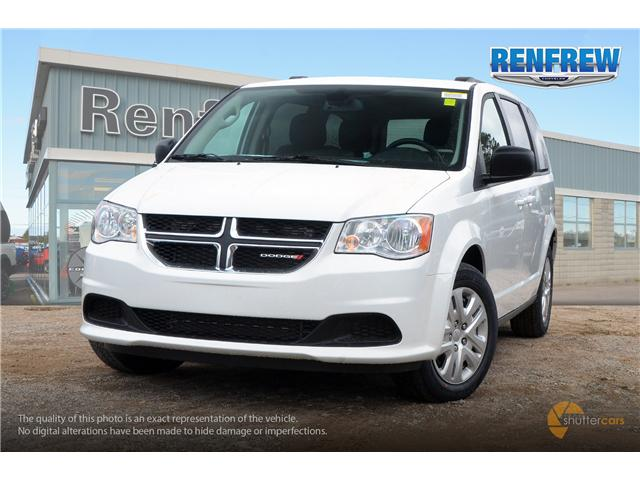 2019 Dodge Grand Caravan CVP/SXT (Stk: K227) in Renfrew - Image 1 of 20