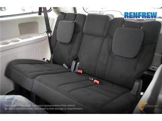 2019 Dodge Grand Caravan CVP/SXT (Stk: K227) in Renfrew - Image 9 of 20