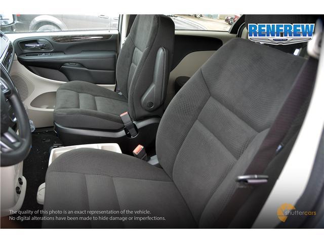 2019 Dodge Grand Caravan CVP/SXT (Stk: K227) in Renfrew - Image 12 of 20