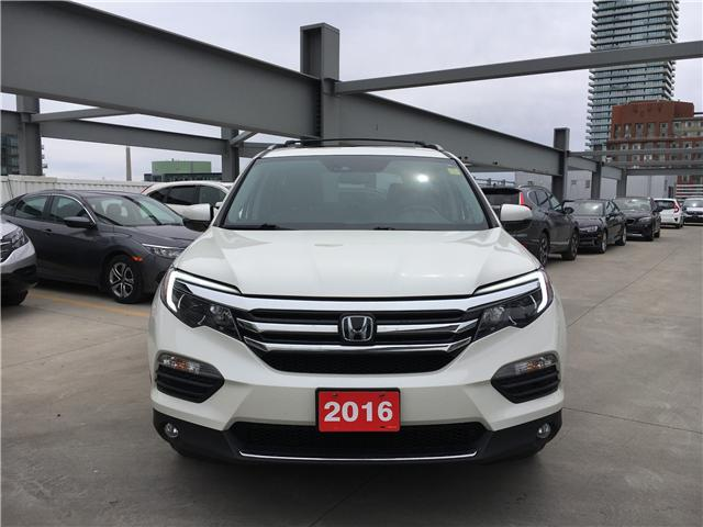 2016 Honda Pilot Touring (Stk: T19744A) in Toronto - Image 2 of 34