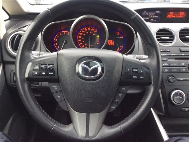 2011 Mazda CX-7 GT (Stk: 03343P) in Owen Sound - Image 12 of 17