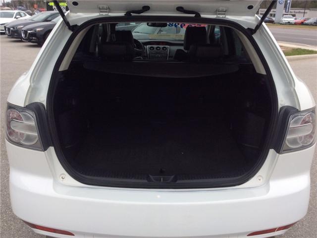 2011 Mazda CX-7 GT (Stk: 03343P) in Owen Sound - Image 15 of 17