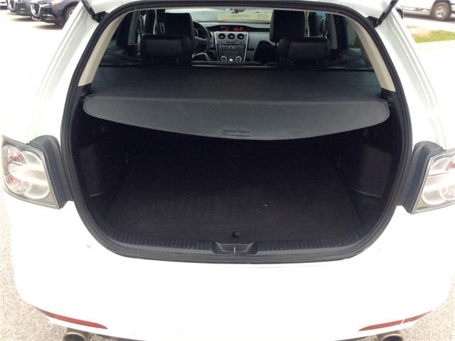 2011 Mazda CX-7 GT (Stk: 03343P) in Owen Sound - Image 16 of 17