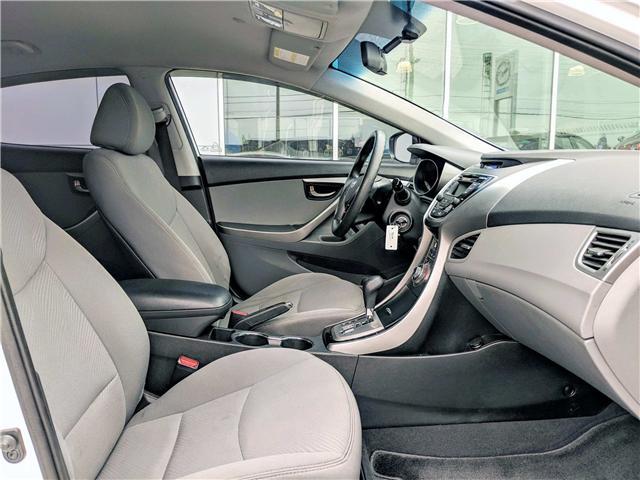 2013 Hyundai Elantra  (Stk: 1554AA) in Peterborough - Image 12 of 22