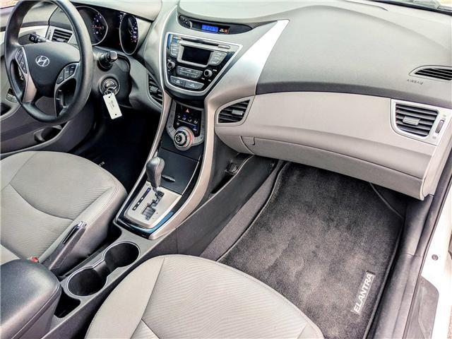 2013 Hyundai Elantra  (Stk: 1554AA) in Peterborough - Image 11 of 22