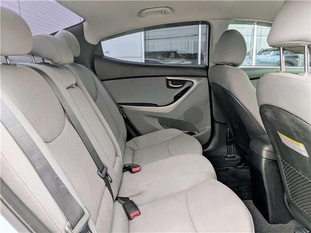 2013 Hyundai Elantra  (Stk: 1554AA) in Peterborough - Image 13 of 22