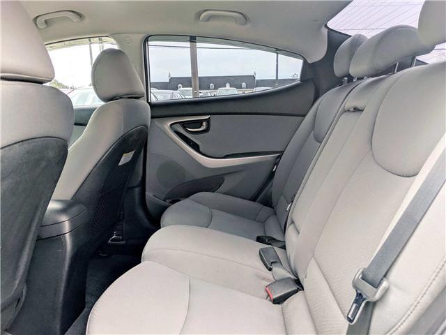 2013 Hyundai Elantra  (Stk: 1554AA) in Peterborough - Image 17 of 22