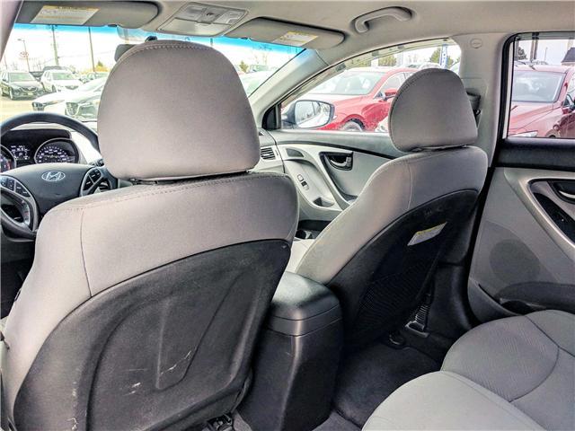 2013 Hyundai Elantra  (Stk: 1554AA) in Peterborough - Image 16 of 22