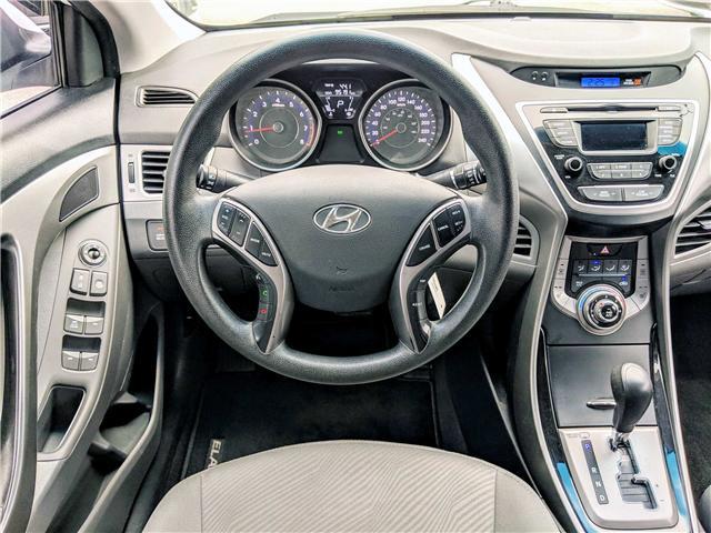 2013 Hyundai Elantra  (Stk: 1554AA) in Peterborough - Image 9 of 22