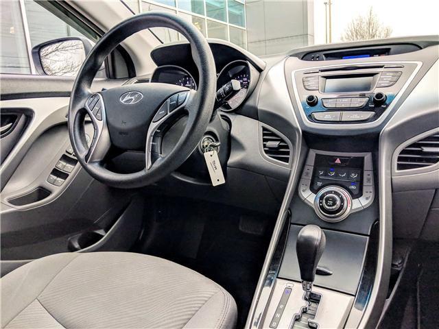 2013 Hyundai Elantra  (Stk: 1554AA) in Peterborough - Image 10 of 22