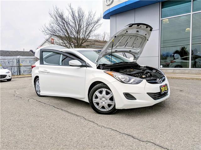 2013 Hyundai Elantra  (Stk: 1554AA) in Peterborough - Image 22 of 22