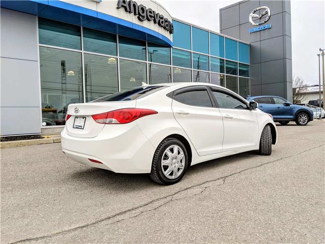 2013 Hyundai Elantra  (Stk: 1554AA) in Peterborough - Image 6 of 22