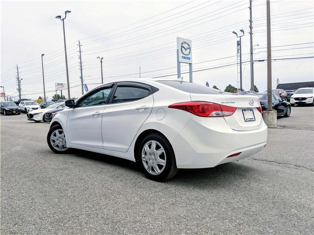 2013 Hyundai Elantra  (Stk: 1554AA) in Peterborough - Image 4 of 22