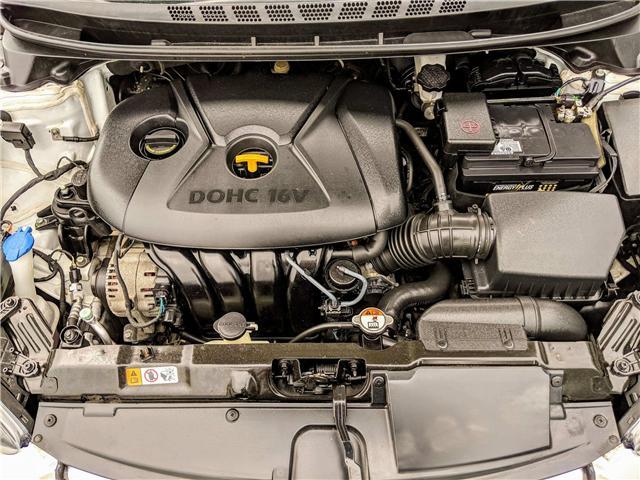 2013 Hyundai Elantra  (Stk: 1554AA) in Peterborough - Image 21 of 22