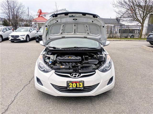 2013 Hyundai Elantra  (Stk: 1554AA) in Peterborough - Image 20 of 22