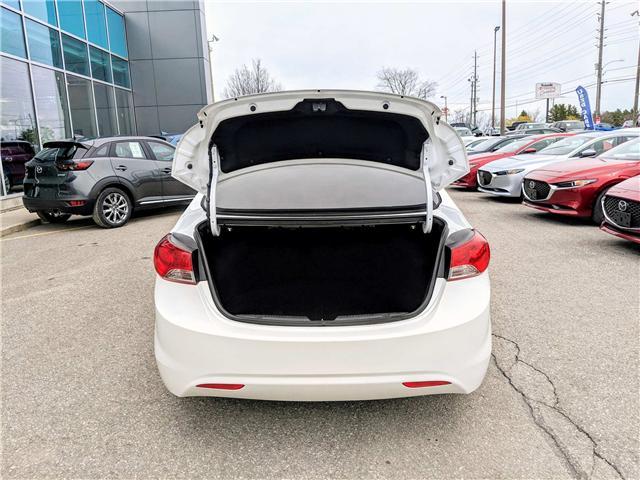 2013 Hyundai Elantra  (Stk: 1554AA) in Peterborough - Image 18 of 22