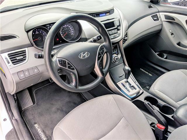 2013 Hyundai Elantra  (Stk: 1554AA) in Peterborough - Image 8 of 22