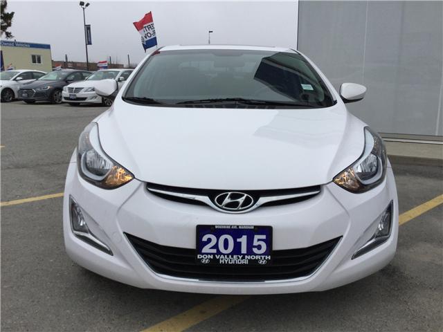 2015 Hyundai Elantra GLS (Stk: 7658H) in Markham - Image 2 of 18