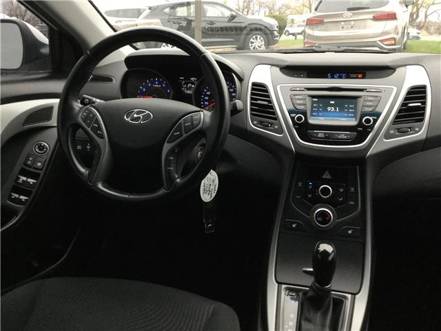2015 Hyundai Elantra GLS (Stk: 7658H) in Markham - Image 6 of 18