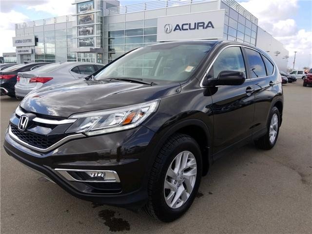 2015 Honda CR-V EX-L (Stk: A3999) in Saskatoon - Image 1 of 27