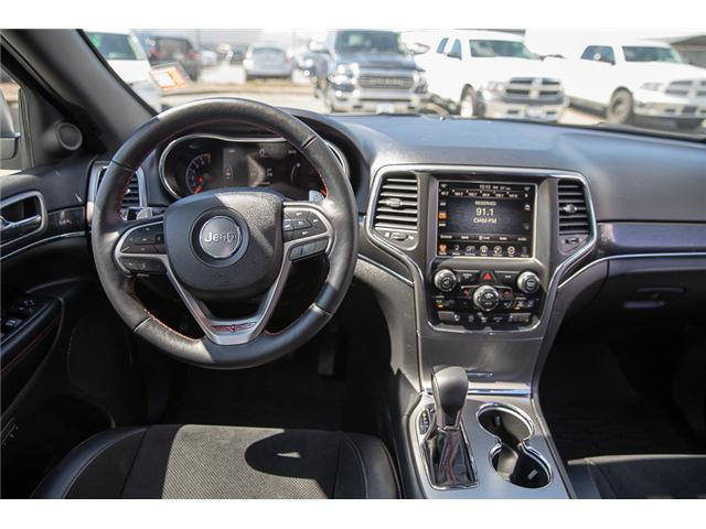 2017 Jeep Grand Cherokee Trailhawk (Stk: K743633A) in Surrey - Image 12 of 24