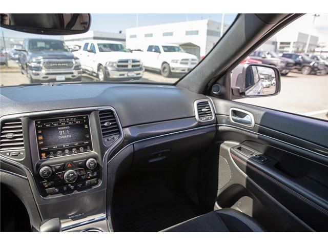 2017 Jeep Grand Cherokee Trailhawk (Stk: K743633A) in Surrey - Image 13 of 24