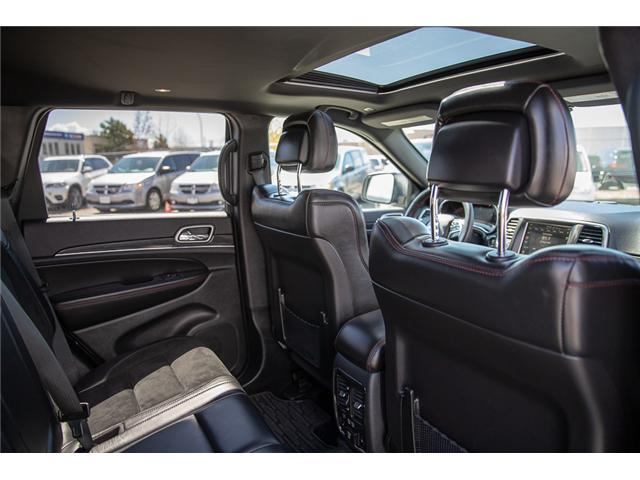 2017 Jeep Grand Cherokee Trailhawk (Stk: K743633A) in Surrey - Image 14 of 24