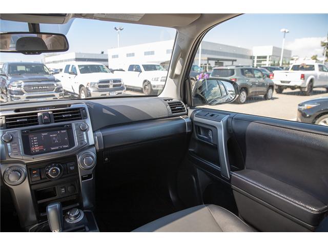2018 Toyota 4Runner SR5 (Stk: EE902590) in Surrey - Image 13 of 27