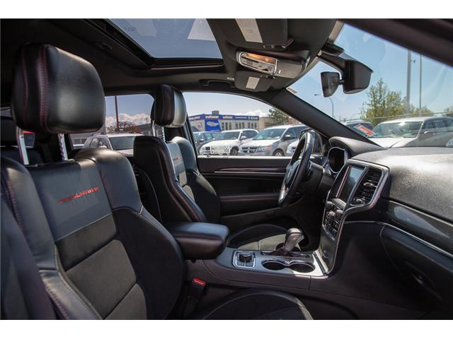 2017 Jeep Grand Cherokee Trailhawk (Stk: K743633A) in Surrey - Image 16 of 24