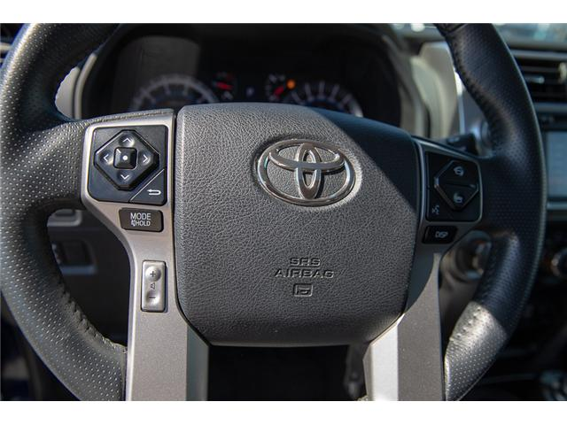 2018 Toyota 4Runner SR5 (Stk: EE902590) in Surrey - Image 20 of 27