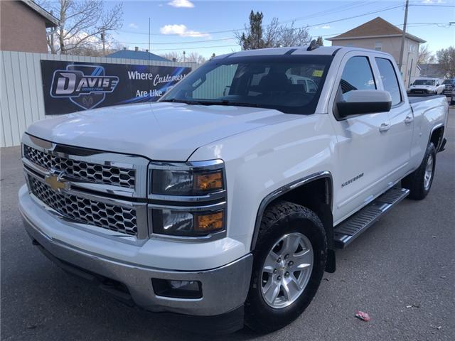 2015 Chevrolet Silverado 1500 1LT (Stk: 14826) in Fort Macleod - Image 1 of 17
