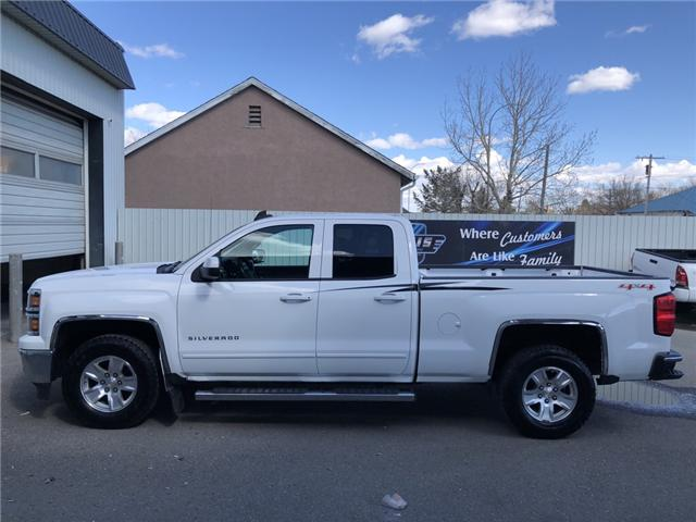 2015 Chevrolet Silverado 1500 1LT (Stk: 14826) in Fort Macleod - Image 2 of 17