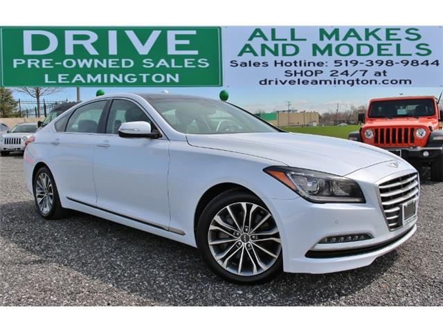 2015 Hyundai Genesis 3.8 Technology (Stk: ) in Leamington - Image 1 of 29