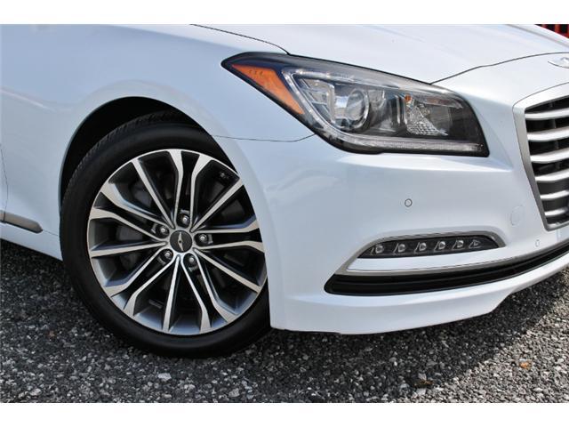 2015 Hyundai Genesis 3.8 Technology (Stk: ) in Leamington - Image 4 of 29