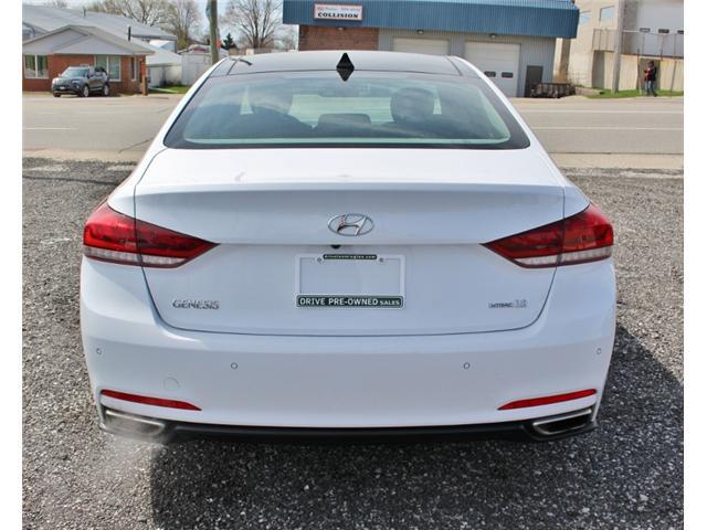 2015 Hyundai Genesis 3.8 Technology (Stk: ) in Leamington - Image 6 of 29
