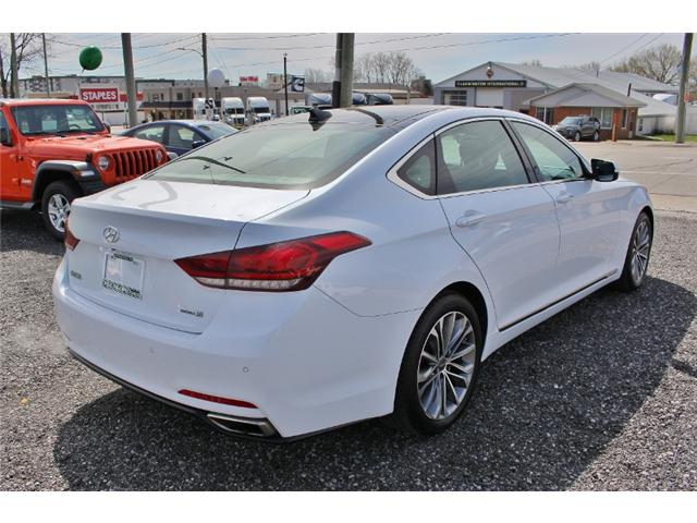 2015 Hyundai Genesis 3.8 Technology (Stk: ) in Leamington - Image 5 of 29