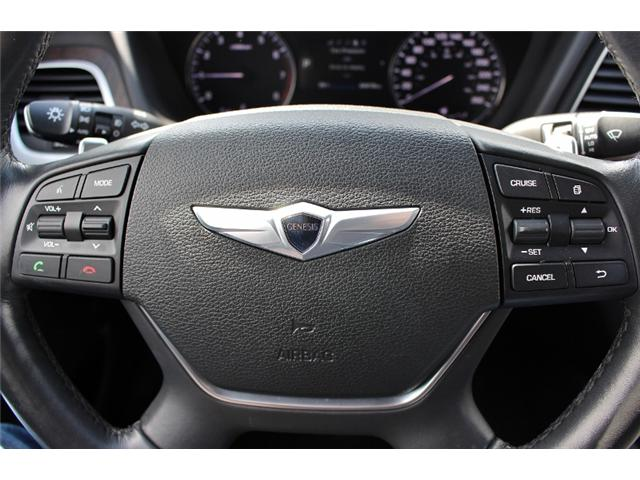 2015 Hyundai Genesis 3.8 Technology (Stk: ) in Leamington - Image 18 of 29