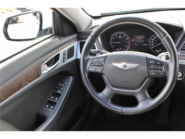 2015 Hyundai Genesis 3.8 Technology (Stk: ) in Leamington - Image 17 of 29