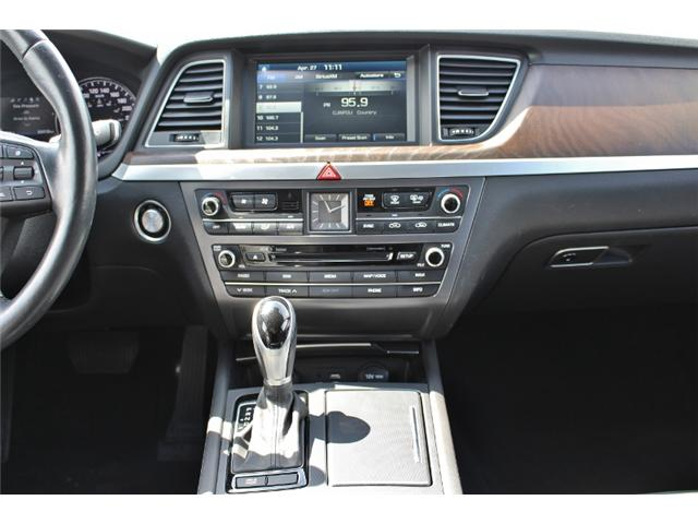 2015 Hyundai Genesis 3.8 Technology (Stk: ) in Leamington - Image 22 of 29
