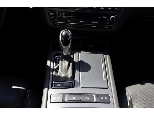 2015 Hyundai Genesis 3.8 Technology (Stk: ) in Leamington - Image 20 of 29